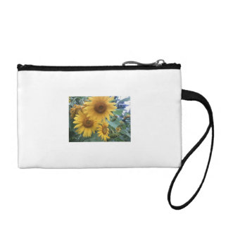 Sunflowers Coin Wallet
