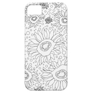 ipod 5 coloring pages | Coloring Pages iPhone SE & iPhone 5/5s Cases | Zazzle