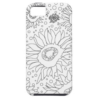 Coloring pages iphone se iphone 5 5s cases zazzle for Iphone 5 coloring pages