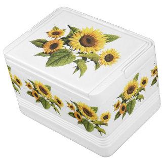 Sunflowers Cooler