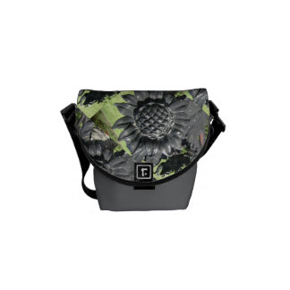 Sunflowers Courier Bag