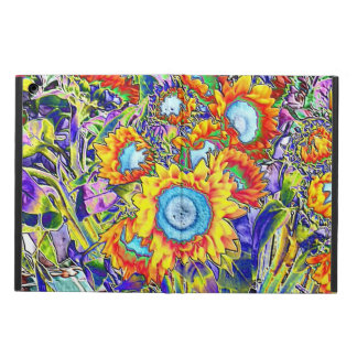Sunflowers Cover For iPad Air