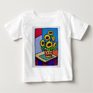 Sunflowers D 12 by Piliero Shirt