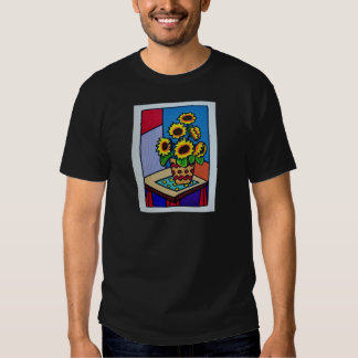 Sunflowers D 12 by Piliero T Shirt