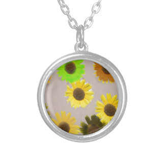 Sunflowers Edited In Photoshop Elements Custom Jewelry