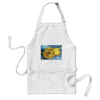 Sunflowers F. 375 ~ Van Gogh Adult Apron