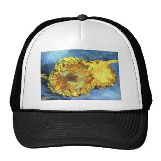 Sunflowers F. 375 ~ Van Gogh Trucker Hat