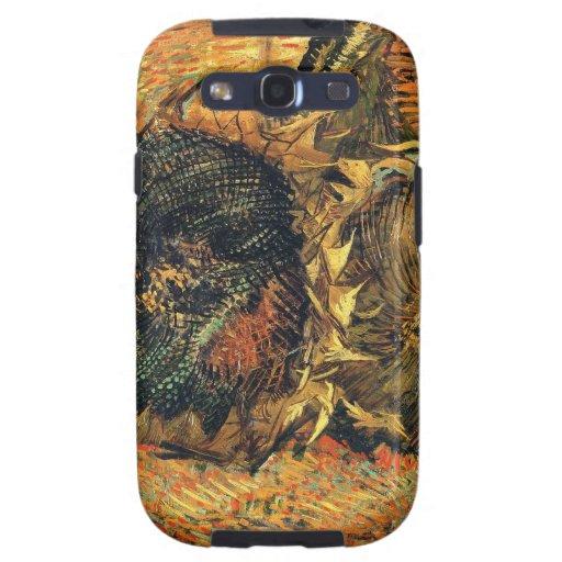 Sunflowers F. 376 ~ Van Gogh Galaxy S3 Cover