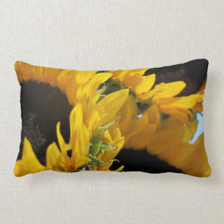 Sunflowers Floral Throw Pillow
