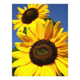 Sunflowers Flyer