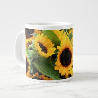 Sunflowers Giant Coffee Mug