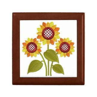 Sunflowers  Gift Box
