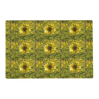 Sunflowers Glow Placemat