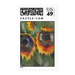 Sunflowers II. Stamps