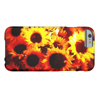Sunflowers in has window! barely there iPhone 6 case
