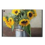 Sunflowers iPad Air Covers