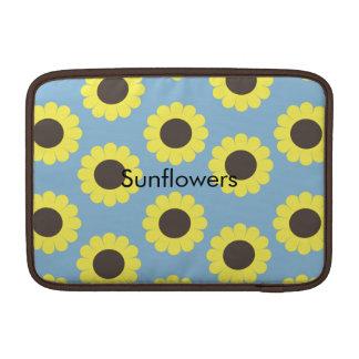 Sunflowers MacBook Sleeve