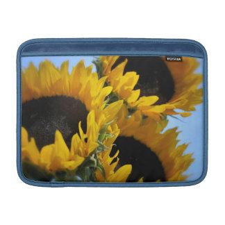 Sunflowers Sleeves For MacBook Air