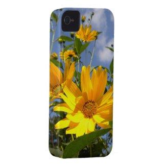 Sunflowers iPhone 4 case casemate_case