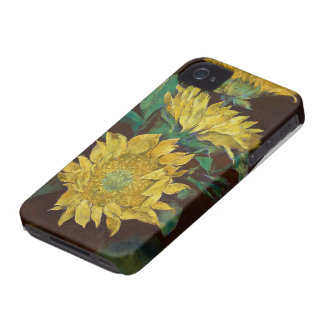 Sunflowers iPhone 4 Cover