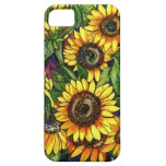 Sunflowers iPhone 5 Cases