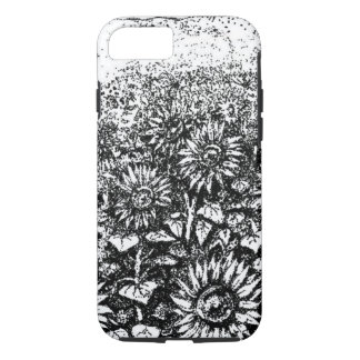 sunflowers.jpg iPhone 7 case