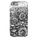 sunflowers.jpg tough iPhone 6 case