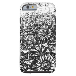sunflowers.jpg tough iPhone 6 case