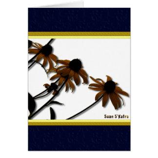 Sunflowers: Kansas Grown Card