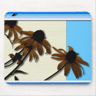 Sunflowers: Kansas Grown Mouse Pad