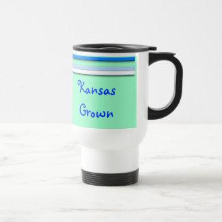 Sunflowers: Kansas Grown Travel Mug
