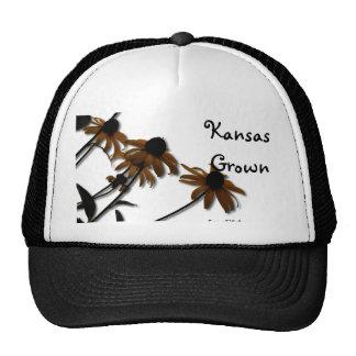 Sunflowers: Kansas Grown Trucker Hat