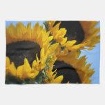 Sunflowers Kitchen Towel at Zazzle