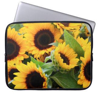 Sunflowers Computer Sleeve