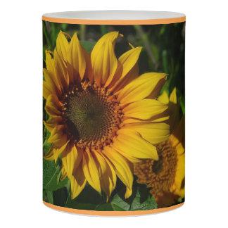 Sunflowers LED Flameless Candle