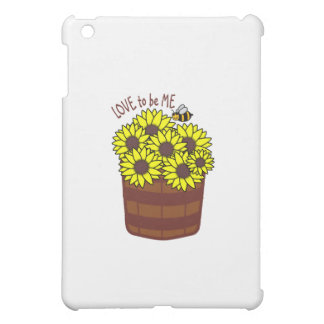 SUNFLOWERS - LOVE TO BE ME COVER FOR THE iPad MINI