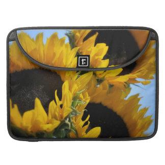Sunflowers Sleeve For MacBooks