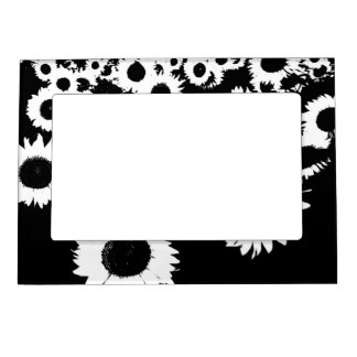 Sunflowers Magnetic Picture Frame