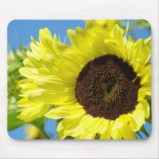 SUNFLOWERS Mousepad Yellow Sun Flower Mouse Pad