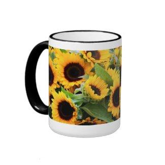 Sunflowers Mug mug