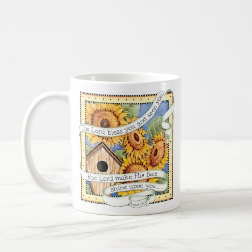 Sunflowers - Mug