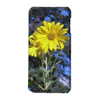 Sunflowers N Pine iPod Touch Case