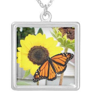 Sunflowers Necklace
