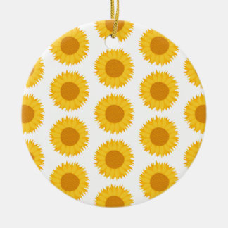 Sunflowers Ornament