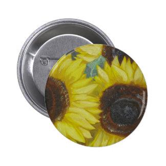 Sunflowers Pins