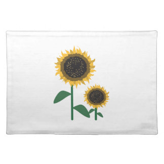 Sunflowers Place Mats