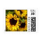 Sunflowers Postage
