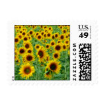Sunflowers Postage (small)