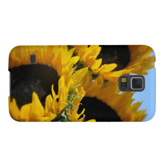 Sunflowers Samsung Galaxy Nexus Barely There Case Case For Galaxy S5