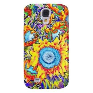 Sunflowers Samsung Galaxy S4 Cover